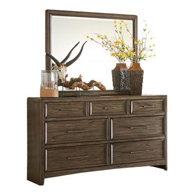 Seldovia Dresser Mirror Norwood