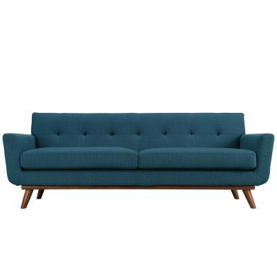 Tufani Upholstered Fabric Sofa