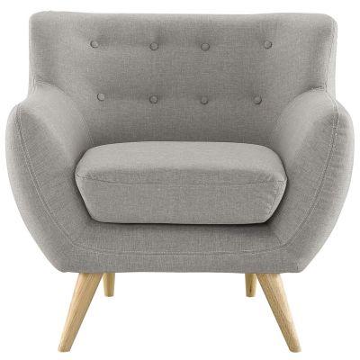 Marka Upholstered Fabric Armchair