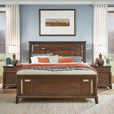 A-America Filson Creek Panel Bed