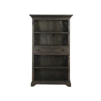 Bellamy Peppercorn Bookcase