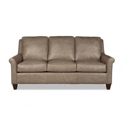Finn Leather Sofa Couch