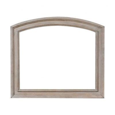 Homelegance Bethel Brushed Gray Dresser Mirror