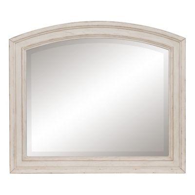 Homelegance Bethel Antique White Dresser Mirror