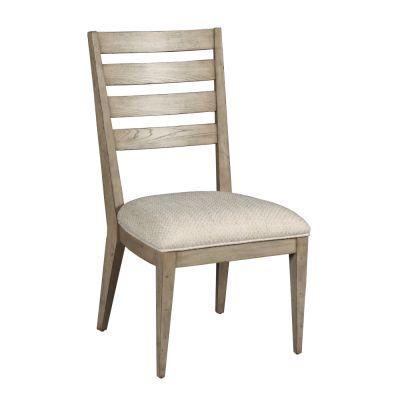 American Drew West Fork Light Brown Brinkley Side Chair