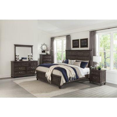 Sandpoint Gray Bedroom Set