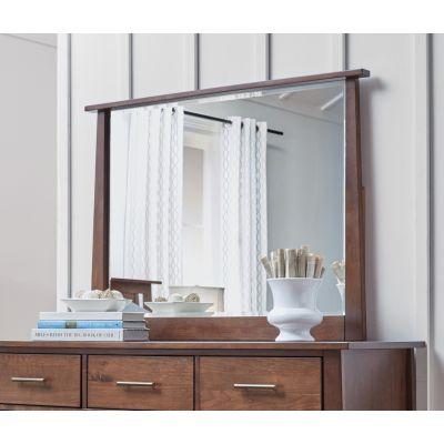A-America Sodo Sumatra Brown Dresser Mirror
