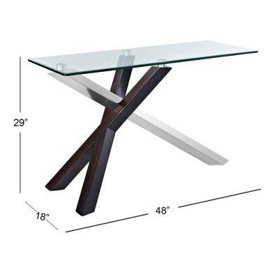 Verge Rectangular Sofa Table