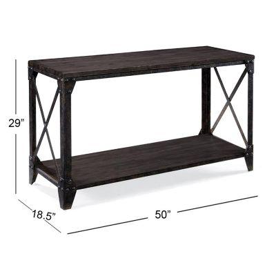 Milford Rectangular Sofa Table