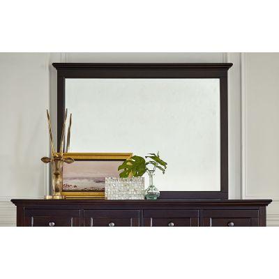A-America Westlake Dark Mahogany Master Dresser Mirror
